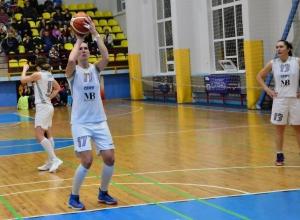 «Ставропольчанка» начала год с волевой победы