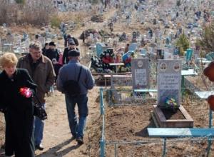 «В современной стране с огромными ресурсами люди вынуждены собирать еду на кладбище», - ставропольчанка о «собирателях конфет» на Радоницу