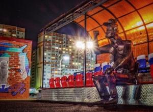 Новый арт-объект на улице Тухачевского в Ставрополе вызвал бурное обсуждение горожан