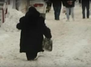 Нерасчищенные тротуары и дворы возмущают жителей Ставрополя