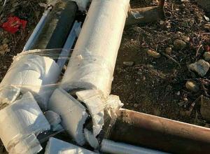 Скотч помог коммунальщикам подготовиться к зиме на Ставрополье