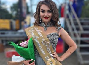 Титул «Мисс Россия-Ставрополь 2018» достался обворожительной студентке