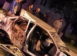 Уходивший от погони «лихач» на высокой скорости врезался в «семерку» в Пятигорске - два человека пострадали