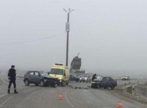 Водитель «Гранты» вылетел на «встречку» и насмерть разбился на Ставрополье