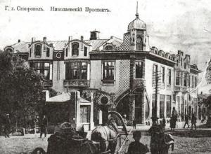 Культовая аптека Ставрополя:  вековая история «аптеки Байгера»