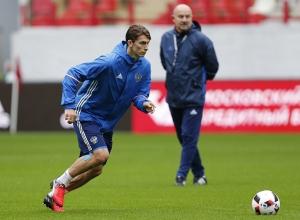 Станислав Черчесов вызвал двух ставропольских футболистов в состав сборной России