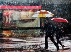О сильном ливне с грозой и шквалом предупредили жителей Ставрополья