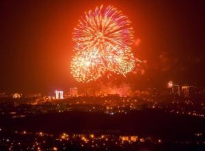 Где и когда в Ставрополе будет салют на 9 мая 2018 года