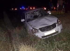 Два молодых человека погибли в страшном ДТП из-за быка на дороге в Ставропольском крае