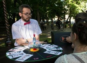 Старый Арбат с десятками необычных творческих площадок организовали на бульваре Ермолова в Ставрополе