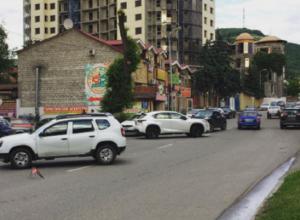 Пять часов прождали сотрудников ГАИ участники ДТП в Пятигорске