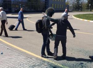 Скандального блогера Илью Варламова в самом благоустроенном городе встретили с «особым гостеприимством»