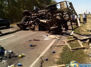 Маршрутка Ставрополь-Новочеркасск попала в страшное ДТП: погибли 4 пассажира