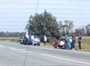 На водителя, сбившего сотрудника ДПС на Ставрополье, завели уголовное дело