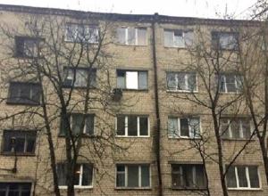 Опасные общежития-»развалюхи» экстренно отремонтируют в Ставрополе после падения кирпичей с фасада
