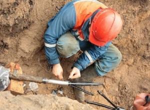 Питавший «Белый город» электричеством подземный кабель залило водой из-за фирмы-застройщика в Ставрополе