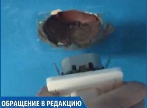 «Работающую на воздухе» розетку в кисловодской больнице починили после публикации «Блокнота»