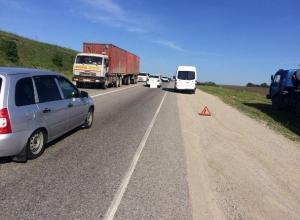 55-летний водитель «Гранты» из КБР погиб в ДТП с «Мерседесом» на Ставрополье