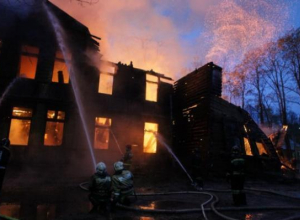В научном центре Ставрополья сгорели два кабинета и коридор