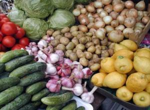 Свежие овощи и яйца подорожали  на Ставрополье