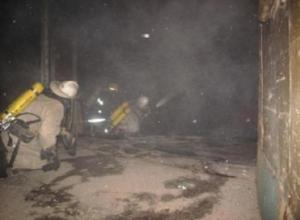 В страшном пожаре в частном доме на Ставрополье погиб человек