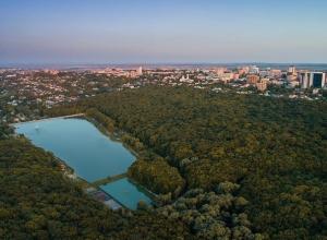 Переделать территорию вокруг Комсомольского пруда в Ставрополе хотят московские проектировщики