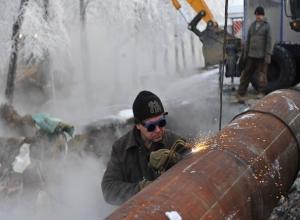 Более двух тысяч человек чуть не замерзли в своих домах в Ессентуках из-за аварии на теплотрассе