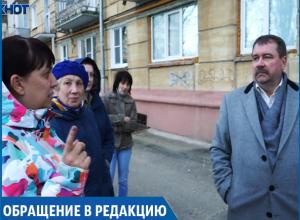 Просидевшие без света почти сутки жители двух домов Ставрополя высказали в лицо главному инженеру «Горэлектросетей» все, что об этом думали