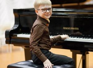 9-летний пианист из Ставрополя победил в международном конкурсе