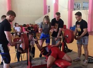 Сотрудник УФСИН по Ставропольскому краю был в шаге от нового мирового рекорда по пауэрлифтингу