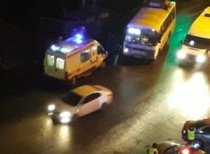 Один человек пострадал в ДТП с участием автобуса и «легковушки», - очевидцы