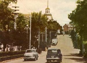 Как преображалась и менялась самая революционная улица Ставрополя