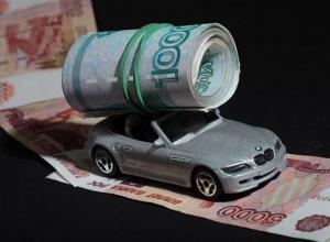 Налог на угнанный автомобиль платить не нужно