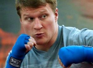 «Русский Витязь» Александр Поветкин готовится к предстоящему бою на Ставрополье