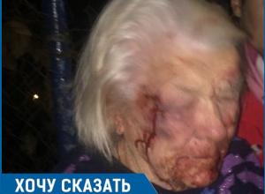 «Он избил мою прабабушку-ветерана, а его хотят освободить», - жительница Ставрополья