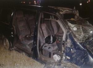 Два человека погибли и четверо госпитализированы в страшном ДТП из-за лопнувшего колеса на Ставрополье