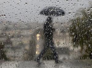 Плюсовая температура и дожди ждут ставропольчан на выходные
