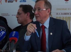 «Современные отечественные фильмы - это катастрофа!» - знаменитый актер и режиссер дал жесткую пресс-конференцию в Ставрополе