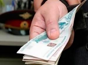 Мужчина пытался подкупить полицейского за 15 тысяч рублей на Ставрополье