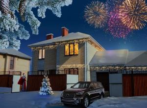 Огни новогодней елки зажгут в «Гармонии» под Ставрополем