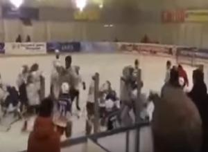 Зачинщиком массовой драки со ставропольскими хоккеистами стал игрок из Владикавказа