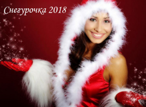 Сегодня последний день подачи заявок на конкурс «Снегурочка-2018»
