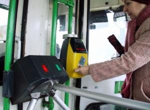 Проезд в троллейбусах можно будет оплатить с помощью банковской карты в Ставрополе