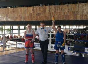 Девушка-боец из Ставрополя завоевала путевку на чемпионат Европы по кикбоксингу