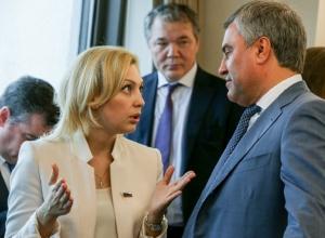 Ольга Тимофеева на посту вице-спикера Госдумы стала креатурой главы «Роснефти» Игоря Сечина