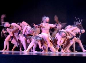 Хорошим танцорам судьи не мешают: как «зажигали» на «Студенческой весне» в Ставрополе