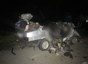 Шесть человек погибло в страшном ДТП двух отечественных «легковушек» на Ставрополье