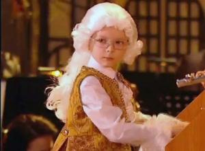 Юный пианист из Ставрополя поразил членов жюри и зрителей виртуозной игрой на клавесине