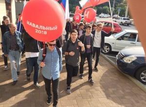 Координатора штаба Навального задержали за призывы к митингам и тут же отпустили в Ставрополе