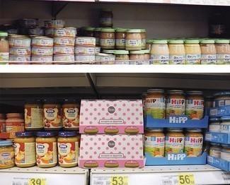 «Пятерочка» повысила цены на детское питание